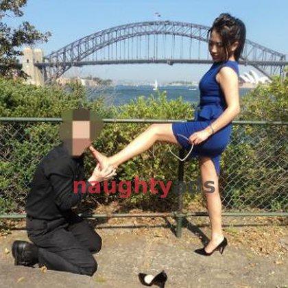 Image of Sydney BDSM Fetish Asian Mistress Jane Professional Domination